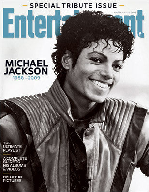 Entertainment Weekly Magazine Michael Jackson Collector Magazine July 2009