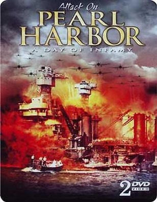 Attack on Pearl Harbor - A Day of Infamy - 2-Disc Set DVD