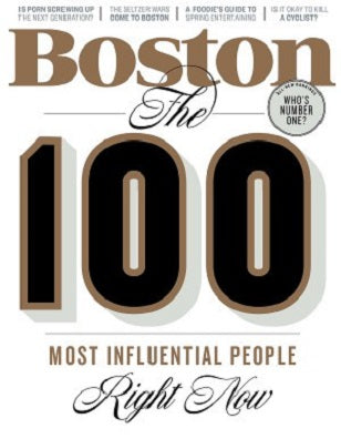 The 100 Most Influential People in Boston - BOSTON MAGAZINE