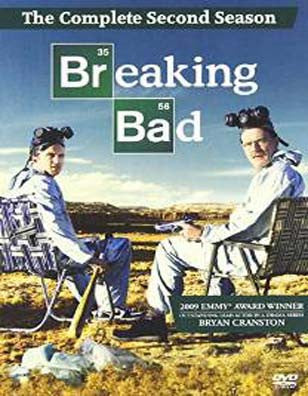 Breaking Bad: Season 2 - DVD