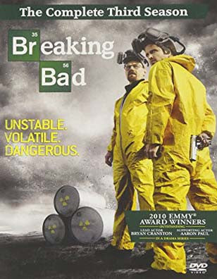 Breaking Bad - Season 03 - DVD