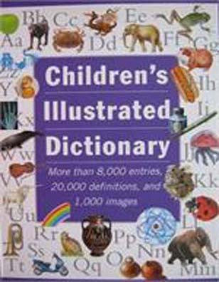 Children's Illustrated Dictionary -  2002, Hardcover  - BOOK