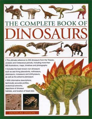 Complete Book of Dinosaurs - Dougal Dixon - Hermes House - 2006 - BOOK