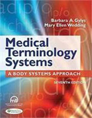 Medical Terminology Systems - Book