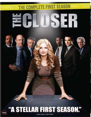 The Closer: Season 1 - DVD