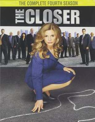 The Closer: Season 4 - DVD