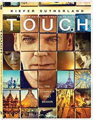 Touch: Season 1 - Kiefer Sutherland -DVD
