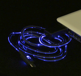 Glow in the Dark Charging Cable