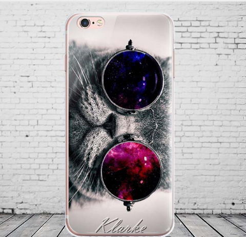 Cute Cat iPhone 6/6S Case