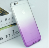 Gradient Silicon iPhone Case