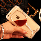 EPIC Red Wine iPhone Case
