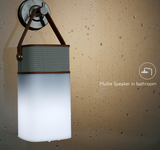 Luminous Lantern Portable Speaker