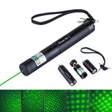 High Power Starry Laser Pointer with Adjusted Focus