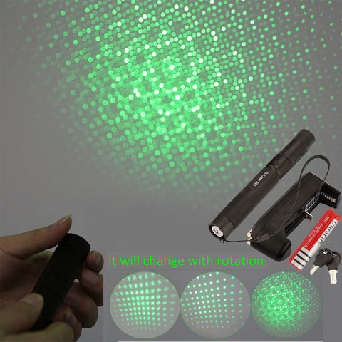Sprash Laser Pointer! With Charger