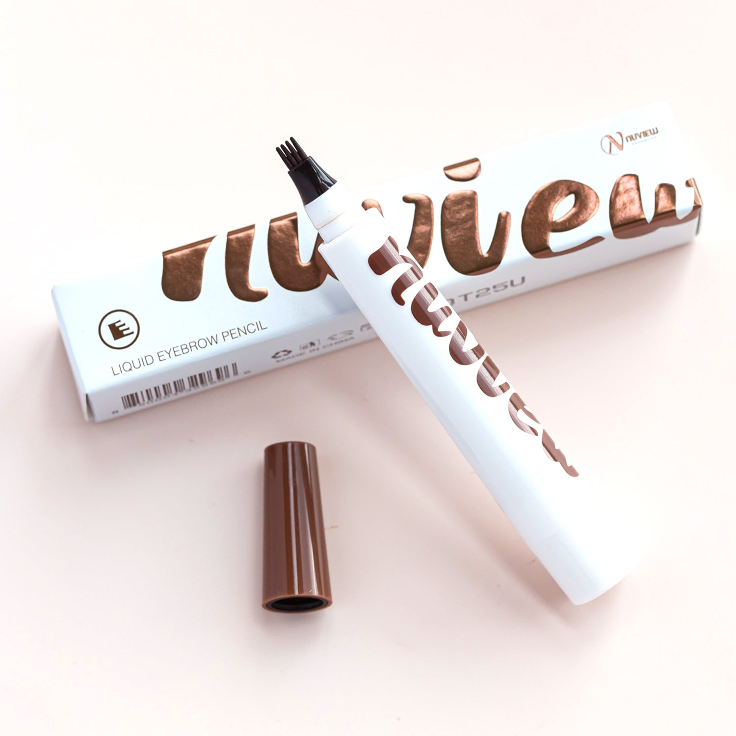 Microblading Waterproof Fork Tip Tattoo Eyebrow Pencil