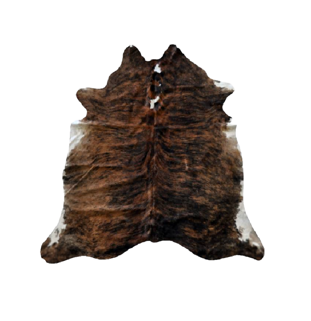 Dark Exotic Premium Brazilian Hide, XL CH01N R