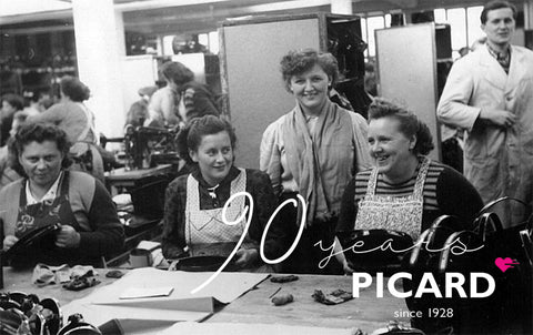Picard - 90 Years in Tradition