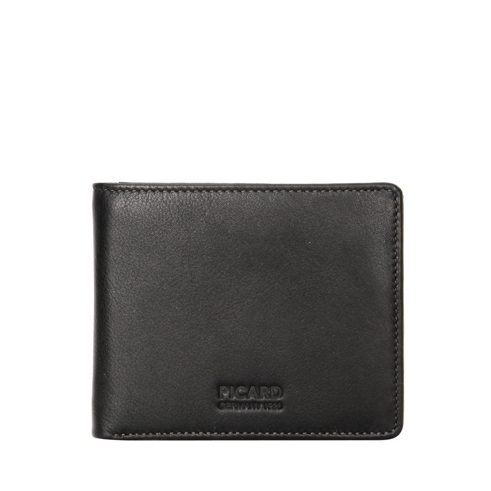 Brooklyn Leather Wallet With Card Window