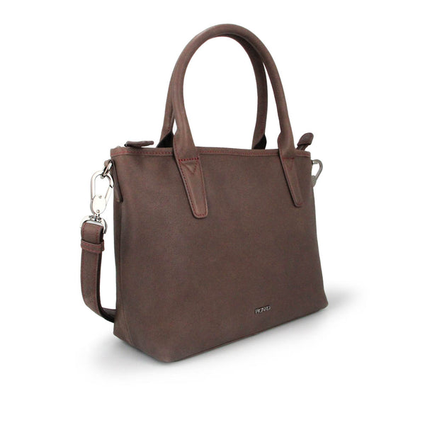 Buffalo Leather Tote Bag