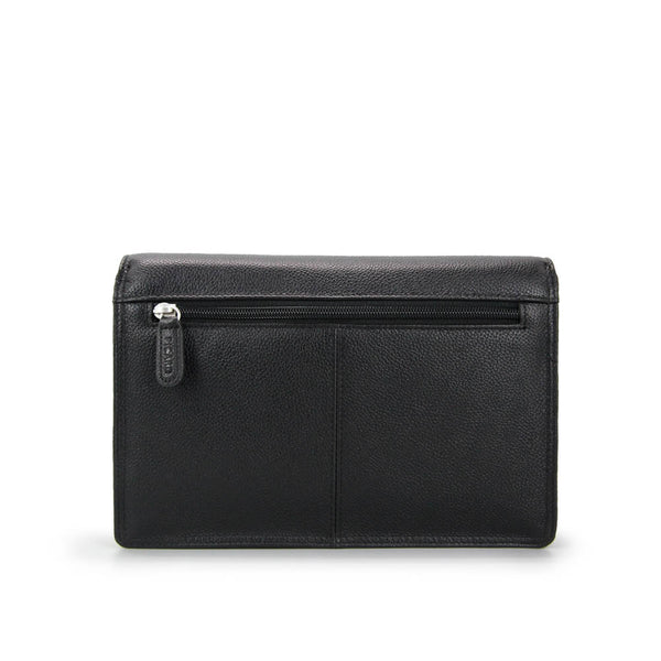 Jet 2028 Leather Clutch Bag