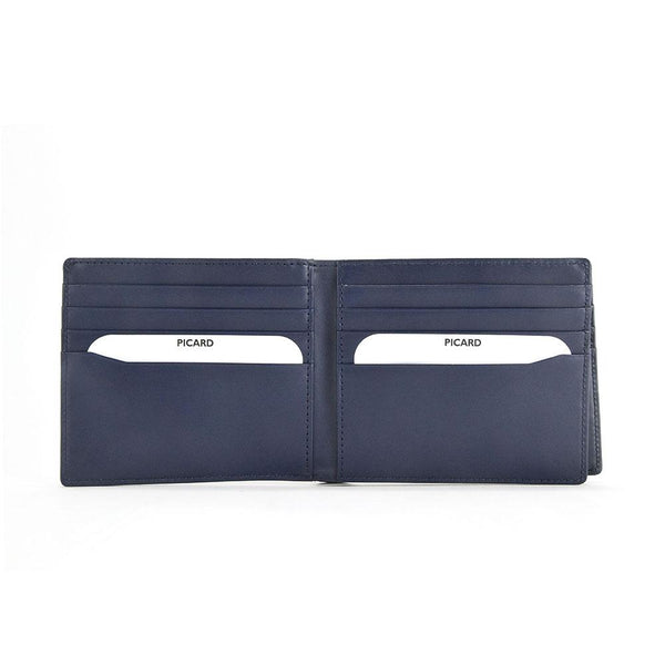 Picard Andre Bifold Wallet with Card Window 006951