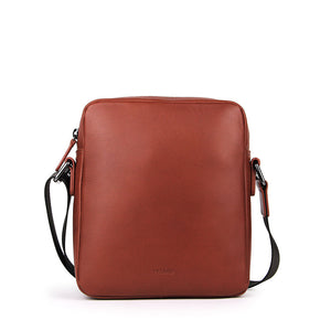 Alois Leather Shoulder Bag
