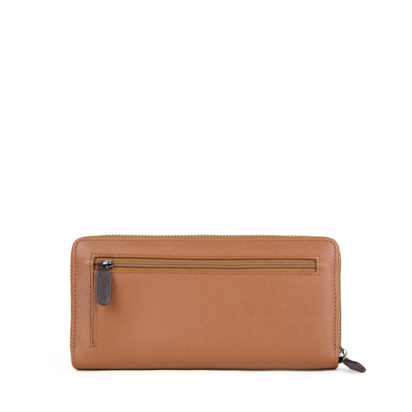 Alois Leather Long Wallet