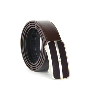 Bon Auto-Lock Leather Belt