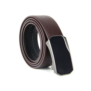Bon Auto-Lock Leather Belt (110cm)