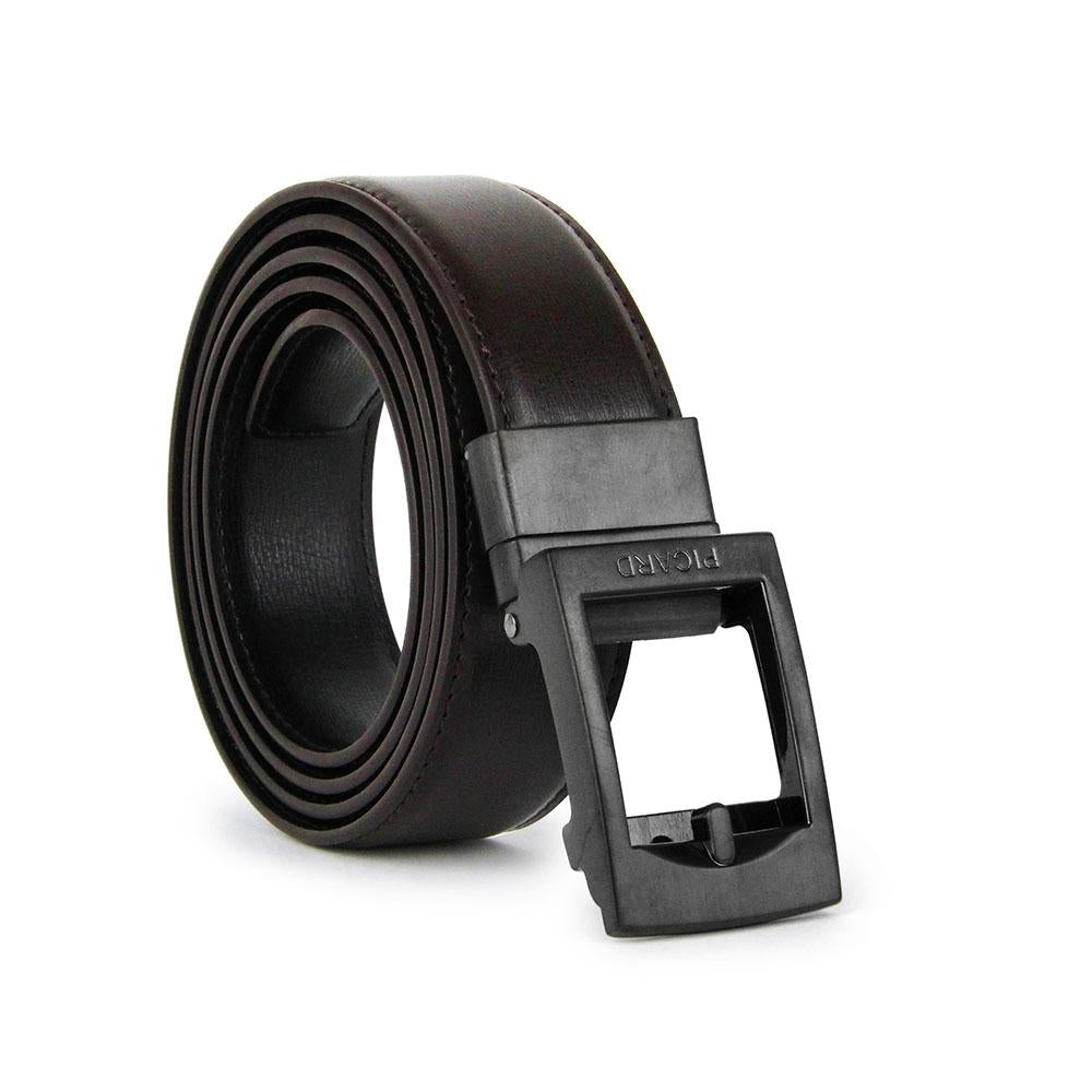 Omega Reversible Belt with Auto-Lock Function
