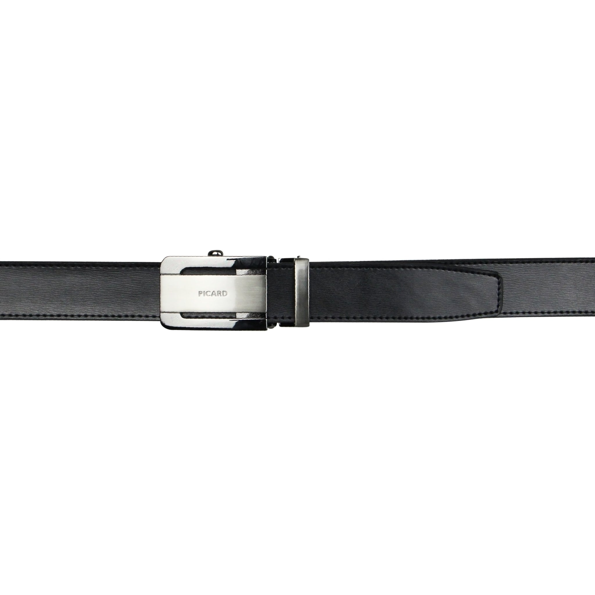 Offenbach Auto Lock Leather Belt
