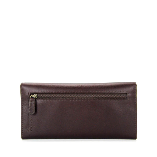 Breve Long Leather Wallet