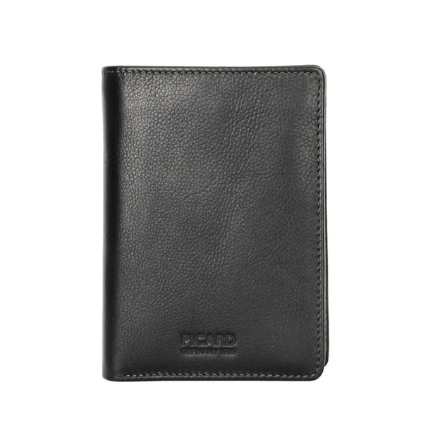 Brooklyn Trifold Leather Wallet