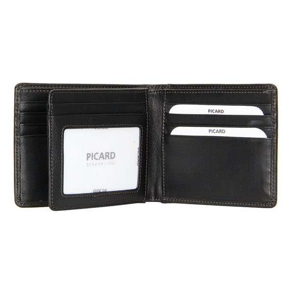 Brooklyn Flap Leather Wallet