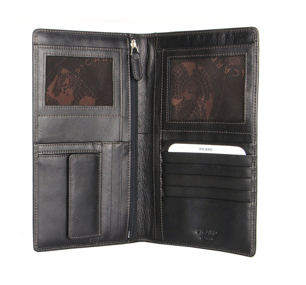 Brooklyn Leather Travel Organiser
