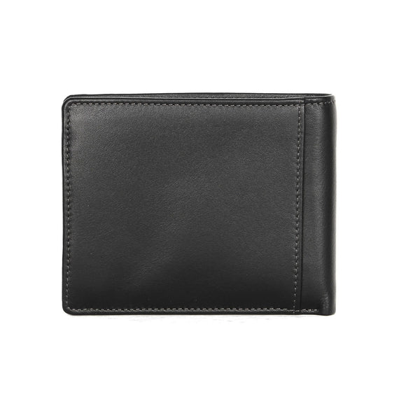 Brooklyn Leather  Wallet With Zip Compartment
