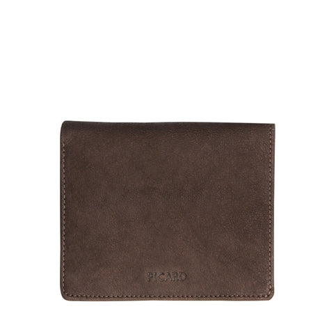 Buffalo Two Fold Wallet With Card Window