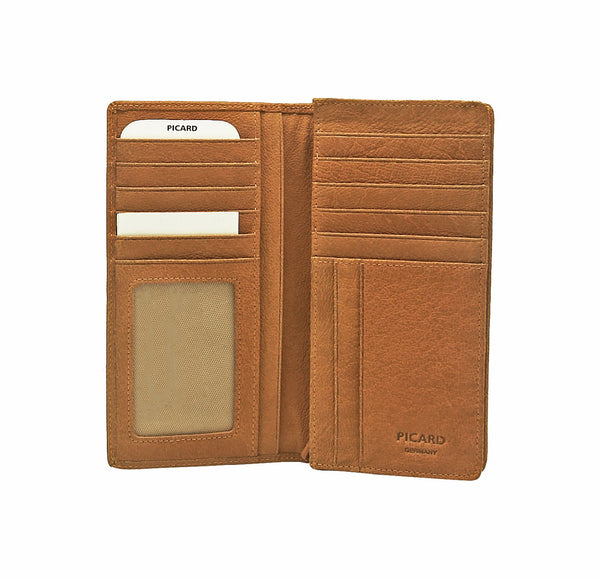 Picard Buffalo Long Wallet 001188