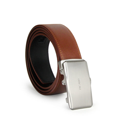 Conrad Auto Lock Leather Belt