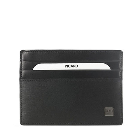 Classic Leather Card Holder