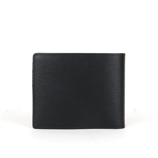Classic Leather Wallet With Card Window