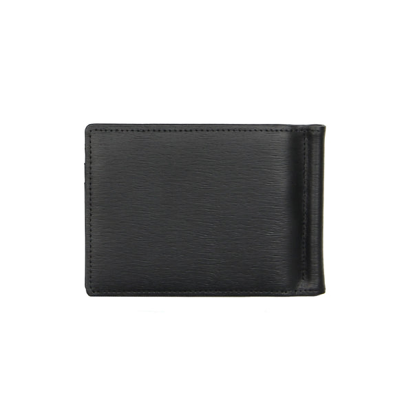 Classic Money Clip Leather Wallet