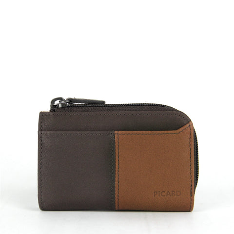 Picard Dallas Coin Pouch with Divided Compartment 004476