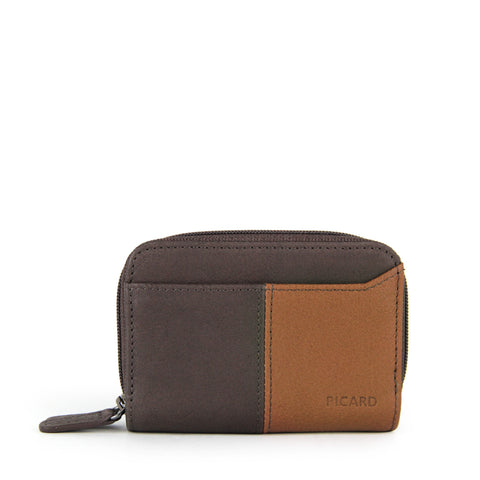 Picard Dallas Coin Pouch with Double Compartments 004477