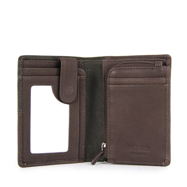 Dallas Bifold Wallet with ID window
