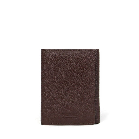 Digi Trifold Leather Wallet
