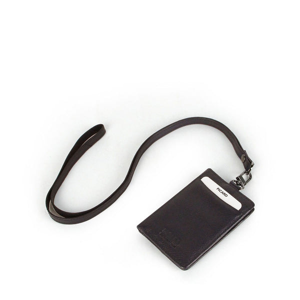 Digi Bifold Pass Case and Neck Strap Set