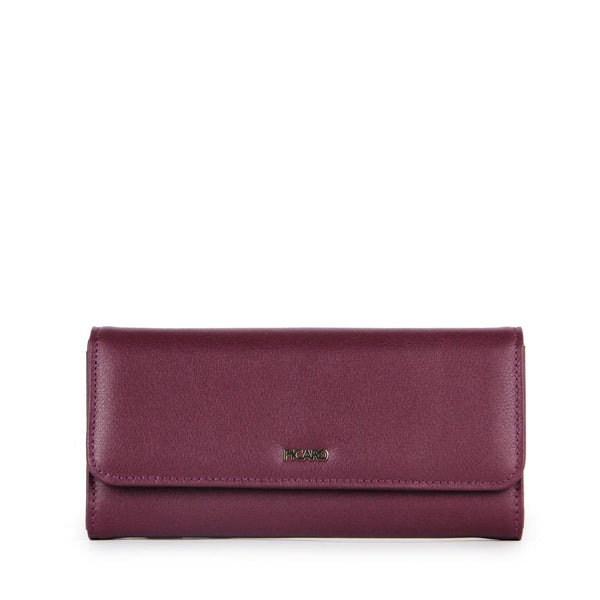 Genesis Flap Long Wallet