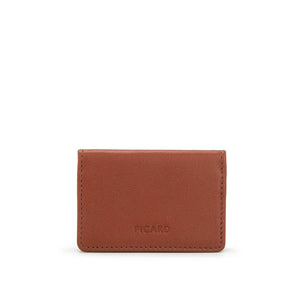 Loaf Leather Coin Pouch (Cognac)