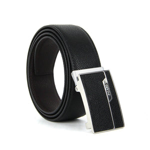 McLaren Auto-Lock Leather Belt